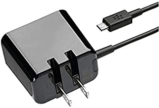 Original Folding Blade Travel Wall Charger works for Sony Xperia Z1 Compact with durable 6FT/2M!