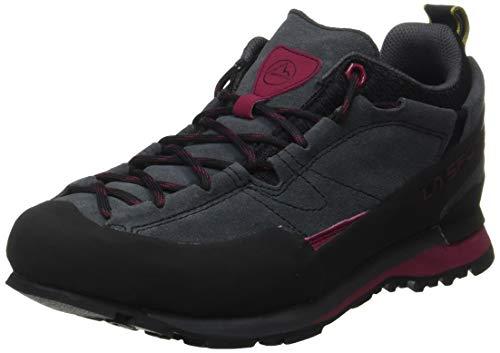 La Sportiva Boulder X W Zapatillas de aproximación Carbon/Beet