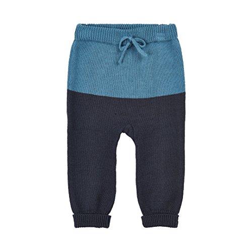 Minymo Strickhose blau