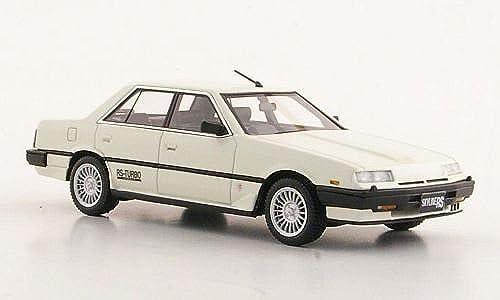Nissan Skyline Sedan 2000 Turbo RS-X, Weißs, RHD, 1984, Modellauto, Fertigmodell, Hi-Story 1 43