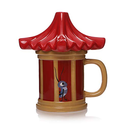 HALF MOON BAY 5055453474477 Kaffeebecher Fantasie Disney Mulan