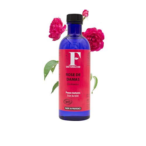 Florabiol - Eau Florale Rose Bio de Damas 200ml -...