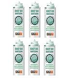 6 x Only Go Faren – Desinfectante desinfectante para superficies de coche, casa y dormitorios.