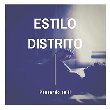 Pensando en Ti (feat. Lucho Ferro)