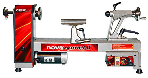 Why Should You Buy NOVA 46300 Comet II Variable Speed Mini Lathe 12-Inch x 16 1/2-Inch