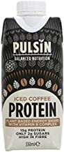 Pulsin Iced Coffee Ready to Drink Protein Shake 330 ml Estimated Price : £ 2,79