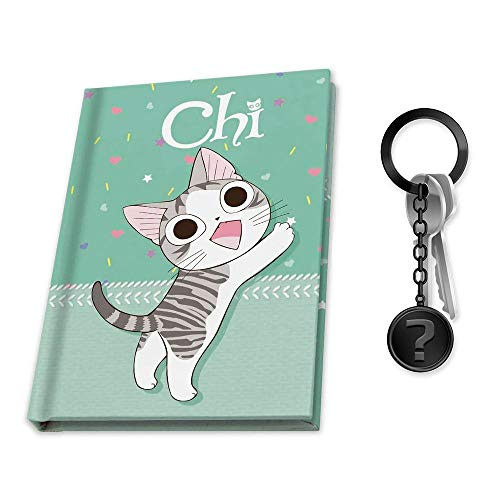 Little Cat Chi - Cute Notebook Set Including Key Ring