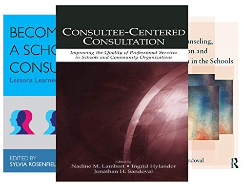 Consultation, Supervision, and Professional Learning in School Psychology (14 Book Series)