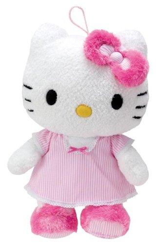 Hello Kitty - Peluche Gatos (40x24.5x10 cm) [Importado de Francia]