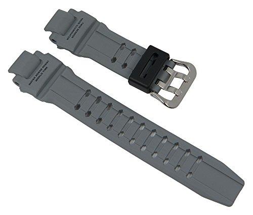 Casio G-Shock Uhrenarmband Resin Band Grau für GA-1000 10448983