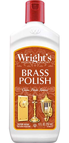 Wright's Brass and Copper Polish and Cleaner