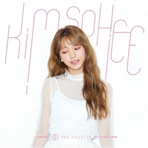 Kim Sohee - [The Fillette]1st Debut Mini Album CD+Booklet+PhotoCard PRODUCE 101 Quick-Sohee