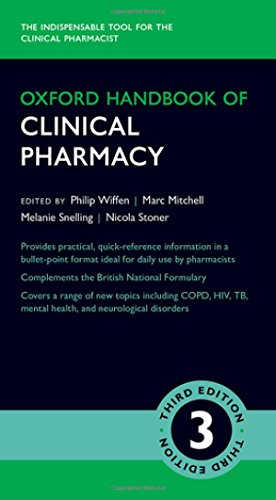 Oxford Handbook of Clinical Pharmacy (Oxford Medical Handbooks)