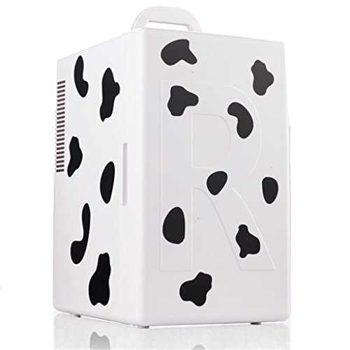 JCOCO 16L Silent Single core Mini fridge Cooler and Warmer(Home Office And Car Use)