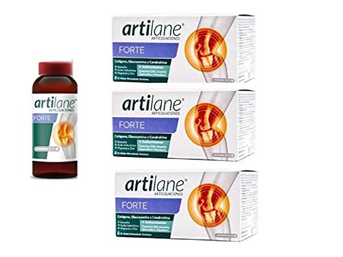 LOTE AHORRO 3 cajas. Artilane articulaciones FORTE. 15 viales monodosis bebibles. TOTAL 45 viales (3)