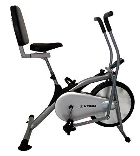 Kobo AB-3 Exercise Bike (Silver)