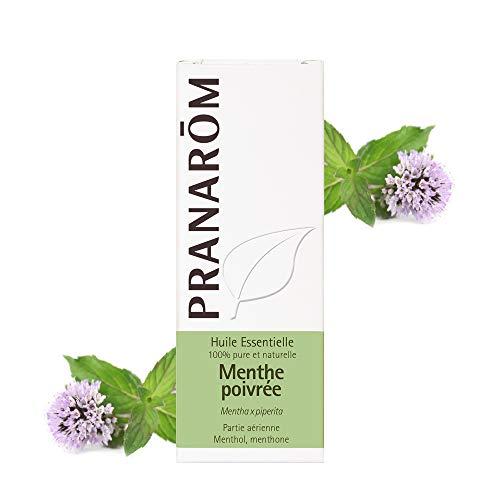 Pranarom Menta Piperita Aceite Esencial Natural -10 ml