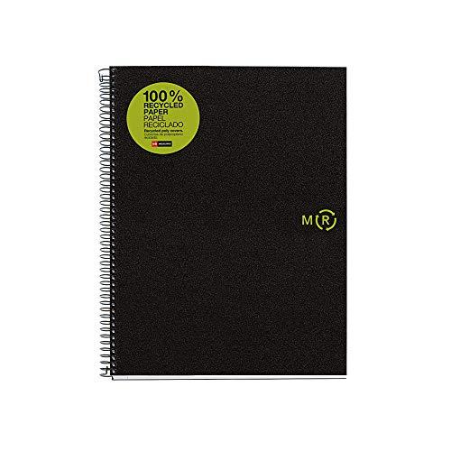 Basicos MR 6038 Miquelrius Cuaderno A4, 120 hojas (franjas d
