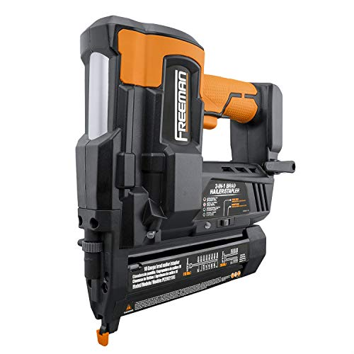 Freeman PE20V2118G Cordless 20V 2-in-1 18 Gauge 2