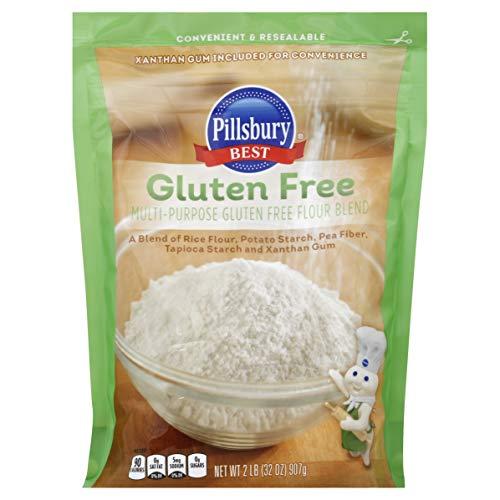 Pillsbury Best Multi-Purpose Gluten Free Flour Blend, 24-Ounce (Pack of 6)