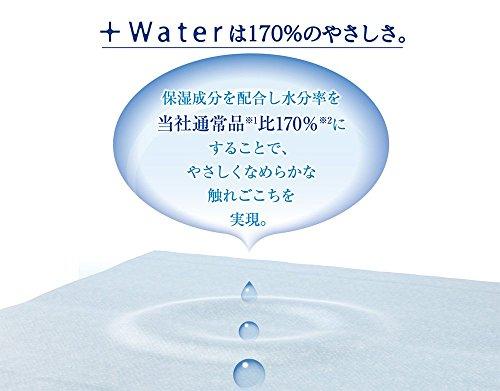 エリエール『ポケットティッシュプラスウォーター(+Water)』