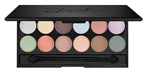 Sleek MakeUP iDivine Oogschaduwpalet, Limited Edition, Nordic Skies, 13,2 g