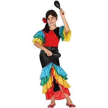 Costumizate! Disfraz de Brasileña Talla 10-12 Especial para niños ...
