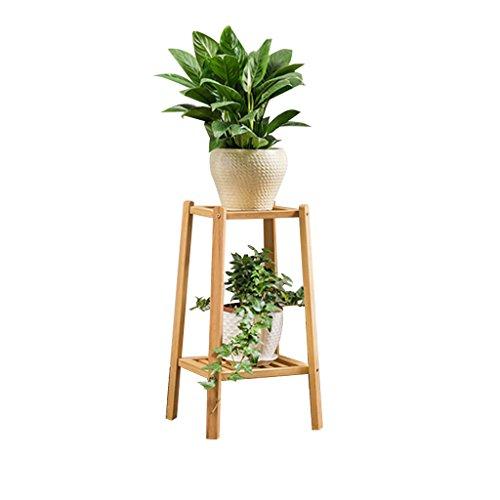 ZWD Usine de Pine stand, intérieur Multilayer Jardinière Vintage Design Plantes en pot Plantes Succulentes Bureau Salon Balcon Protection de l'environnement Produits ( Color : #2 , Size : 130CM )