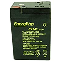 Másvoltios Batería Energivm AGM 6V 4.5Ah