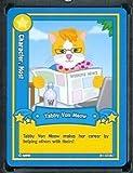 Ganz WebKinz #7 Tabby Von Meow