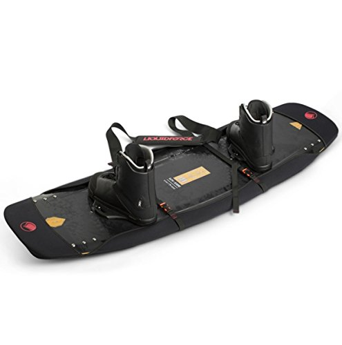 Liquid Force Wakeboard Edge Protector black Large