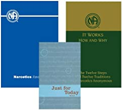 Narcotics Anonymous Collection: Basic Text, Sixth Edition; It Works - How and Why; and Just For Today, Revised
