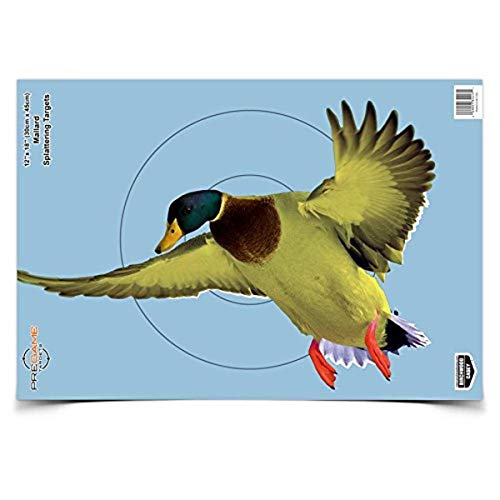 Birchwood Casey Pregame 12˝ x 18˝ Duck Target - 8 Targets