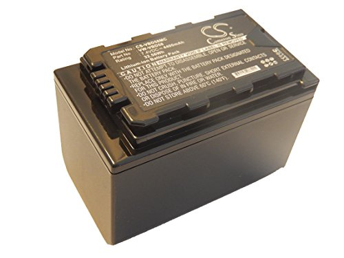 Panasonic hc-v550//v550m hc-w858 hdc-tm25 hc-v210 cable cargador Cargador de vw-bc10