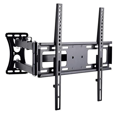 Soporte de Pared para TV Ultra Strong TV Soporte de pared soporte de doble brazo inclinación de inclinación giratorio para 32 '-49' LCD LED Pantallas de plasma 3D - Capacidad máxima de carga 30 kg