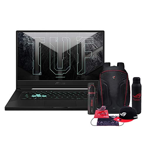 ASUS TUF Dash 15 Gaming and Entertainment Laptop(rtx 3070+11th gen i7)