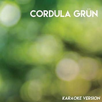 Cordula Grün (Karaoke Version)