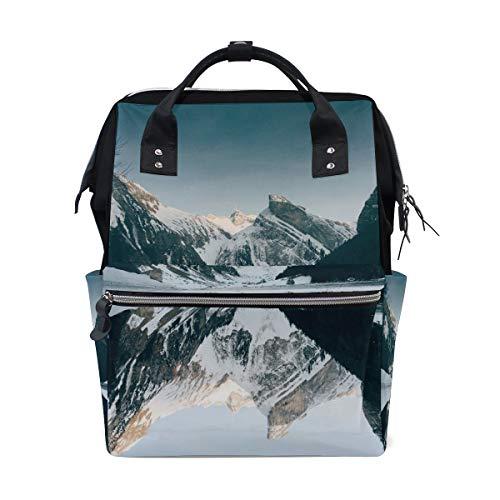 DEZIRO Canvas Iceberg Daypack voor Vrouwen Rugzakken