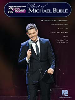 Best of Michael Buble: E-Z Play Today Volume 295