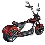 Elektroroller 45KM/h ediMove C9 E-Chopper MrHarley E-Roller Motorroller