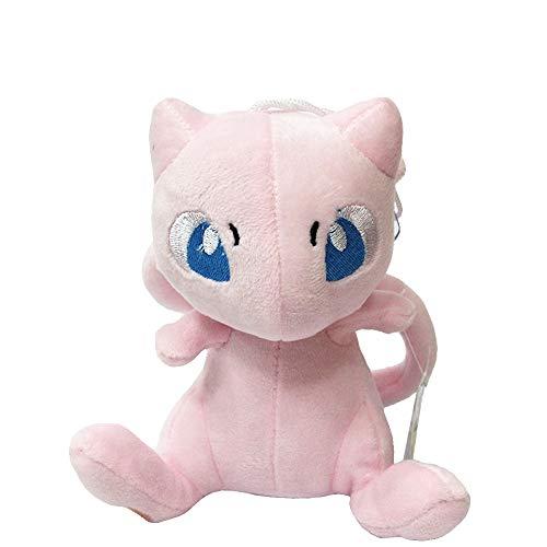 letaowl Plüschtier Mew plüsch niedlichen Spielzeug für Kinder Geschenk Pikachu Kawaii Anime Puppe