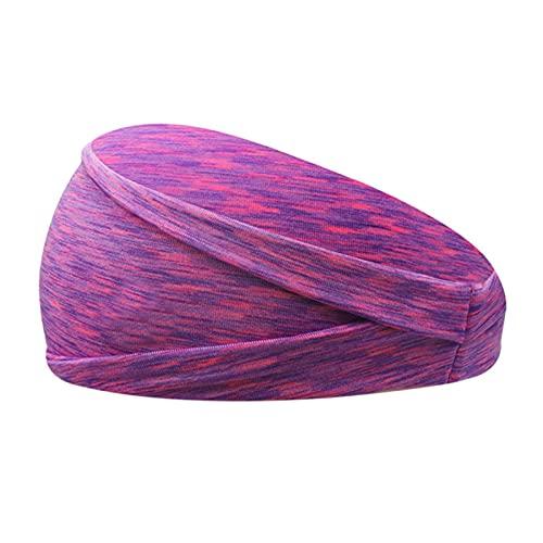 PPLAX Yoga Stirnband PC Anti-Sweat-Gürtel Damen Elastische Sport Haarband Yoga Haarband Headwear Headwear Sport Haarschmuck Sicherheitsgurt (Color : 5)