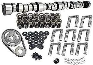 Lunati 30120742K Voodoo 249/257 Solid Flat Tappet Complete Cam Kit Chevrolet Small Block