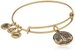 Alex and Ani Tree of Life Adjustable Bracelet