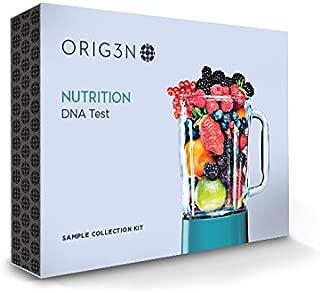 ORIG3N Genetic Home DNA Test Kit, Nutrition
