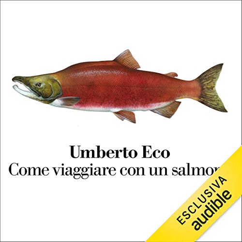 Come viaggiare con un salmone cover art