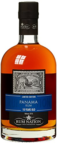 Rum Nation Panama 10 Years Old Limited Edition (1 x 0.7 l)