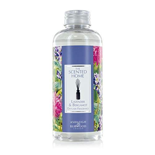 Ashleigh & Burwood The Scented Home Recharge pour diffuseur de parfum Lavande et bergamote
