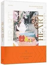 2018 Shinhwa 20th Anniversary Concert Heart Incl. 96pg Photobook +Metal Bookmark