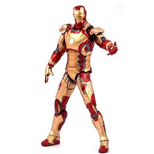 YXCC Iron Man Action Figure Statua di Uomo di Ferro Modello di Action Figure